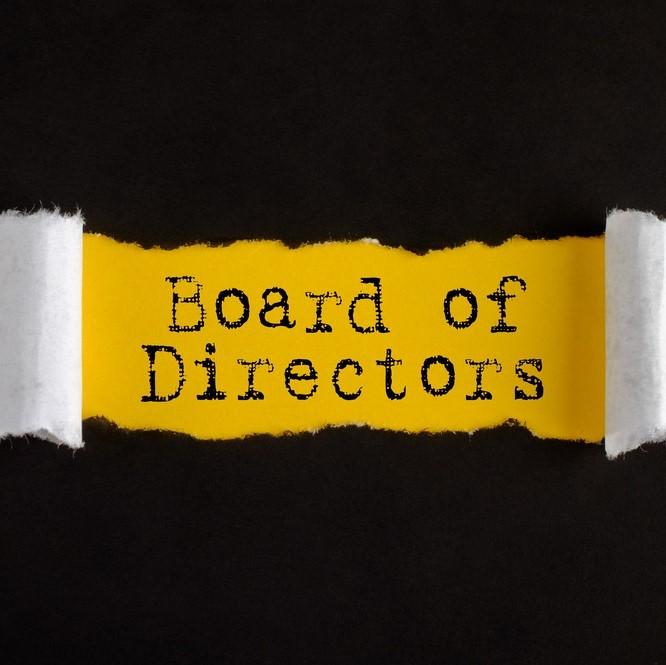 Board of Directors Business Meeting