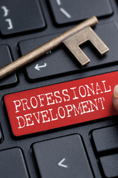 July Professional Development Committee Meeting