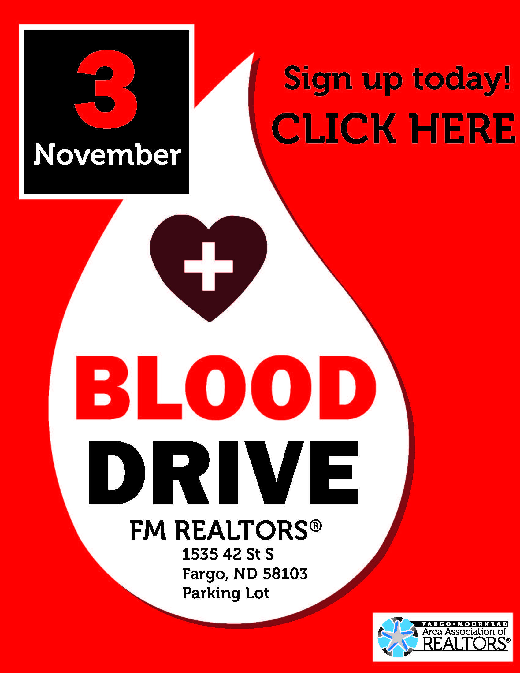 FMR Blood Drive